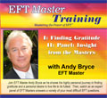 I: Finding Gratitude II: Panel: Insight From The Masters with Andy Bryce, EFT Master